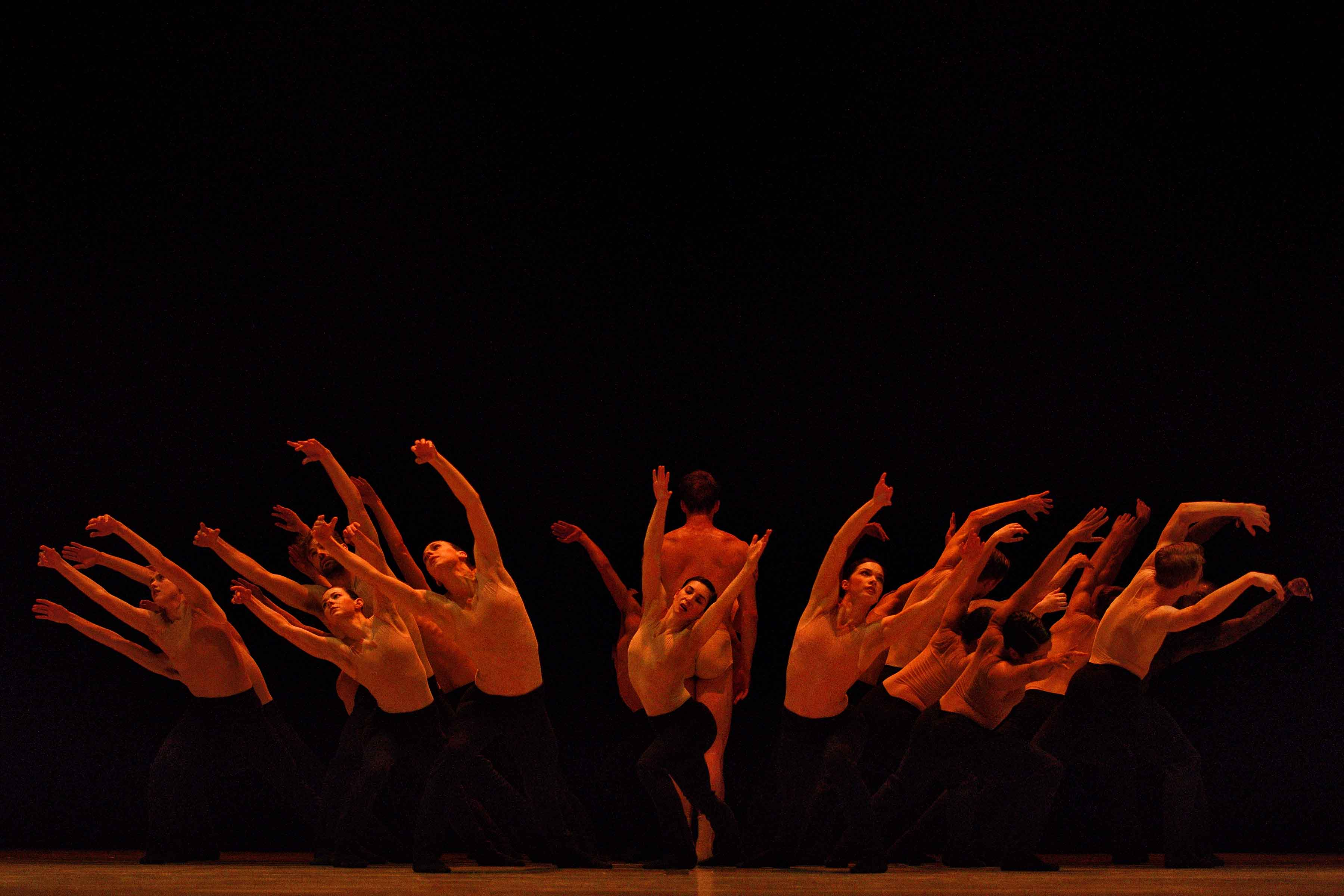 Ballet BC in Prelude. ©Micheal Slobodian