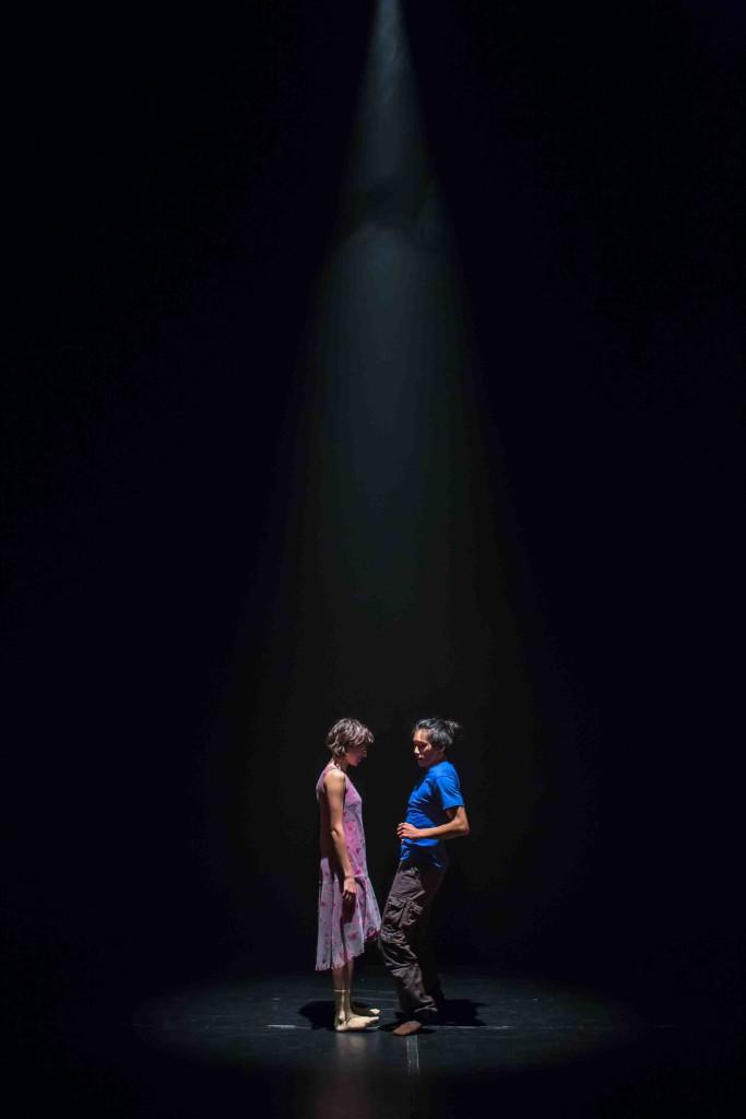Kenny Wing Tao Ho & Ayelet Nadav in Fragments. © Victor Frankowski