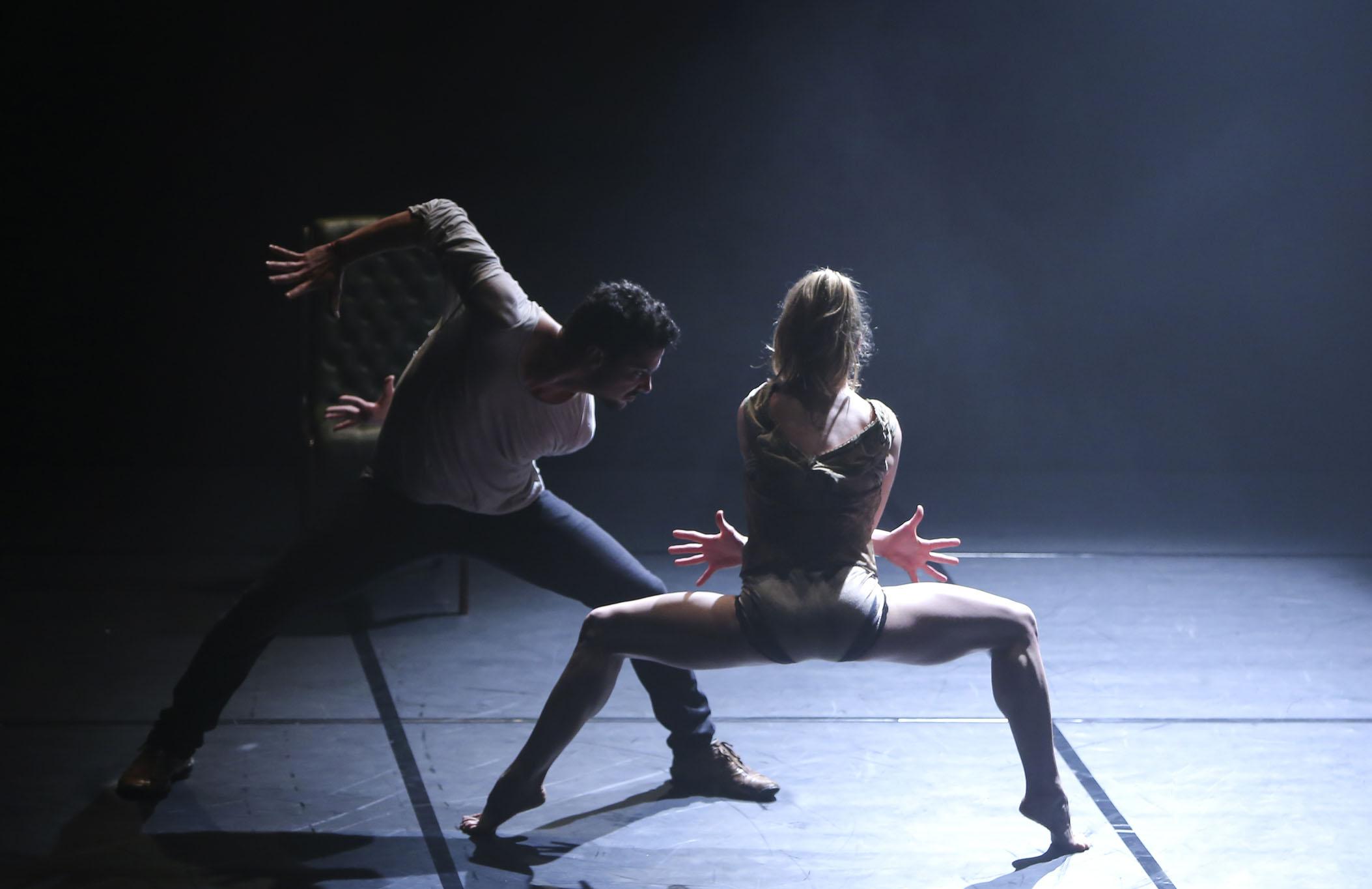 Maria Kong dancers in Open Source ©Ascaf