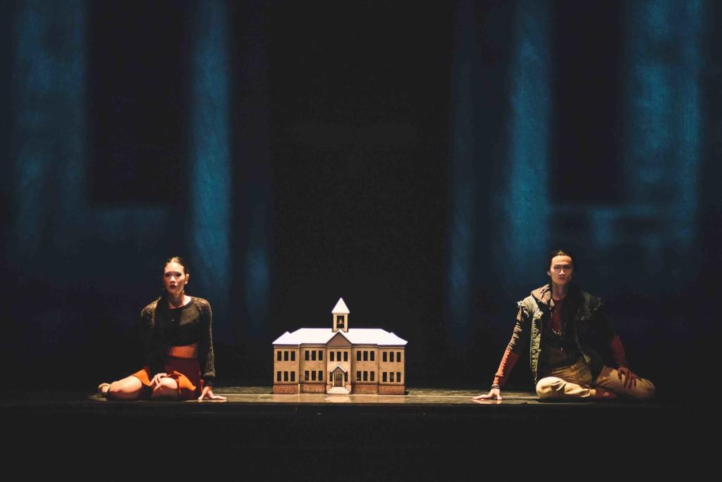 Sophia Lee and Liang Xing. Photo ©Samanta Katz.