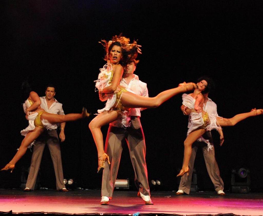 Mature salsa dancer - 1 6