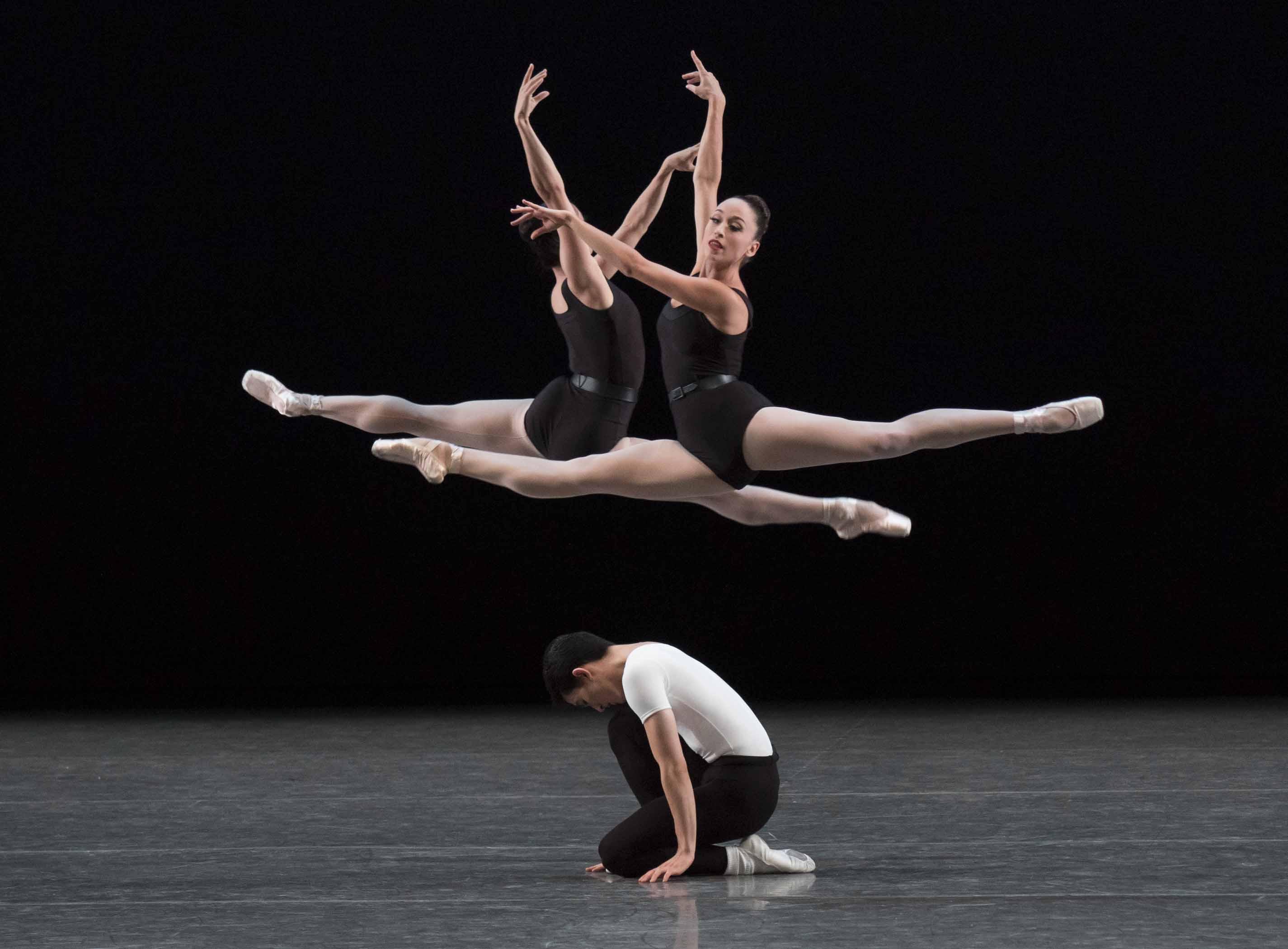 In ballet Nude Photos 24